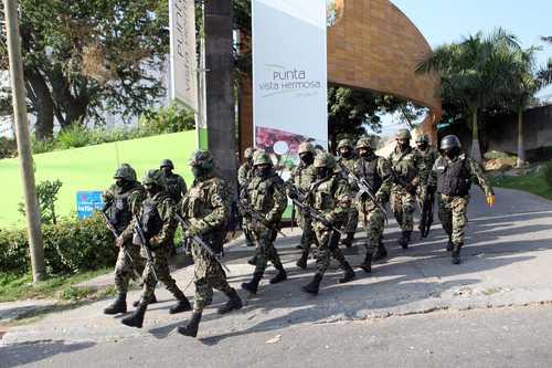 ¿Actúan las fuerzas armadas como verdugo? Delitos internacionales en la guerra contra el narcotráfico de Calderón.